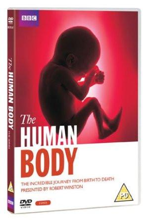 The Human Body [DVD]