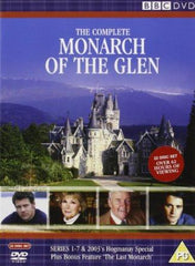 Monarch Of The Glen - Complete Series 1-7 Box Set [DVD]