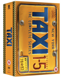 Taxi: The Complete Series [DVD]