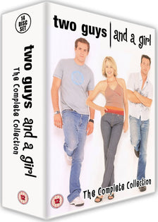 Two Guys And A Girl - The Complete Collection [DVD]