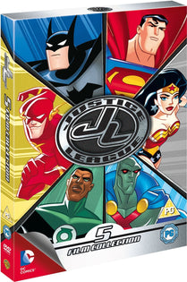 Justice League Collection [DVD]