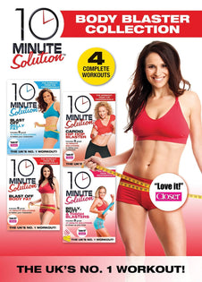 10 Minute Solution - The Body Blaster Collection [DVD]