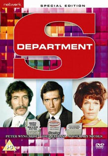 Department S: The Complete Series (Special Edition) [DVD]