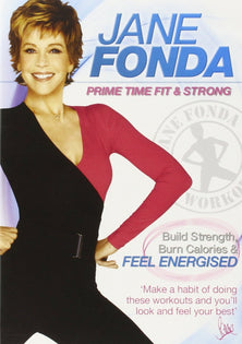 Jane Fonda: Prime Time Fit & Strong [DVD]