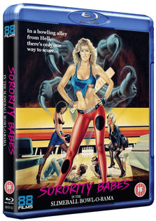 Sorority Babes in the Slimeball Bowl-o-rama [Blu-ray]
