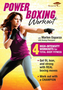 Power Boxing Workout [DVD]