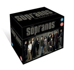 The Sopranos - The Complete Series [DVD]