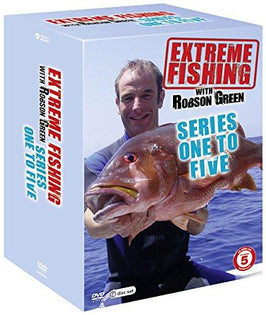 Extreme Fishing - Complete Series 1-5 [DVD]