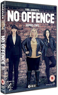 No Offence: Series 2 [DVD]