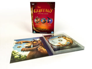 The Gruffalo and Other Stories (Room On The Broom) [DVD]