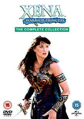 Xena Warrior Princess - The Complete Ultimate Collection [DVD]