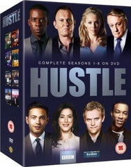 Hustle - The Complete Series [DVD]