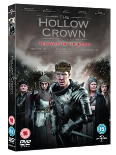 The Hollow Crown: The War of the Roses [DVD]