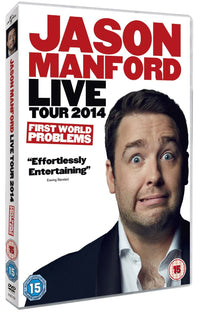 Jason Manford: First World Problems [DVD]