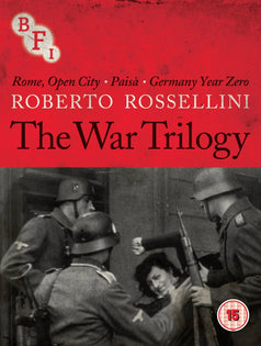 Rossellini: The War Trilogy (Limited Edition Numbered Blu-ray Box Set) [1945]
