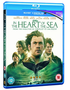 In the Heart of the Sea [Blu-ray] [2016]
