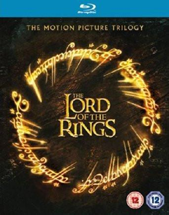 The Lord of the Rings Motion Picture Trilogy Blu-ray