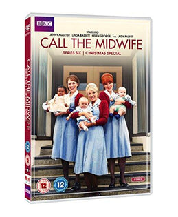 Call The Midwife - Series 6 [DVD] [2017]