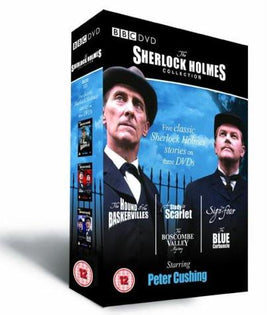 The Sherlock Holmes Collection Box Set [DVD]
