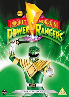 Power Rangers: Green With Evil [DVD]