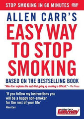 Allen Carr's Easy Way To Stop Smoking [DVD]