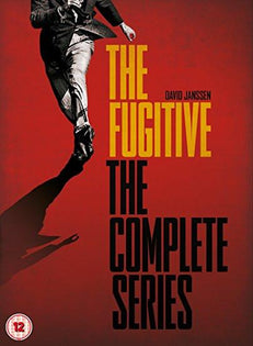 The Fugitive - The Complete Series [DVD] Box Set