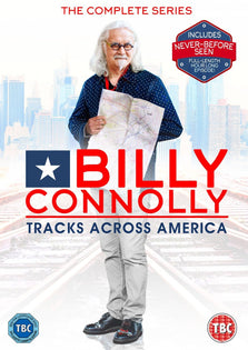Billy Connolly Tracks Across America [DVD] [2016]