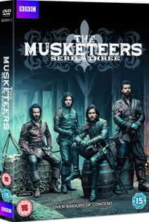 The Musketeers - Series 3 [DVD]