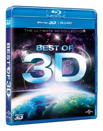 Best of 3D: The Ultimate 3D Collection [Blu-ray 3D + Blu-ray]