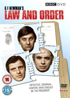 Law And Order (BBC, 1978) [DVD]