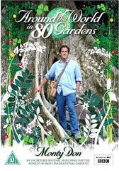 Around The World In 80 Gardens : Complete BBC Series [DVD]