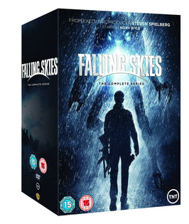 Falling Skies - Season 1-5 [DVD] [2016]