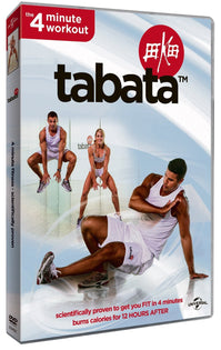 tabata(TM): The Official Workout [DVD]