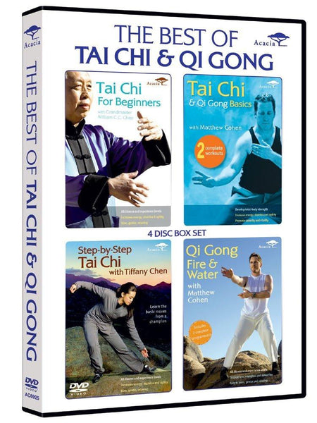 Best tai chi dvd