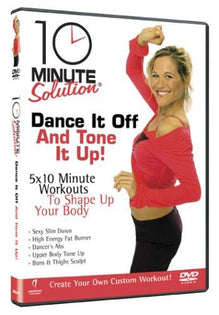 10 Minute Solution - Dance It Off And Tone It Up [DVD]