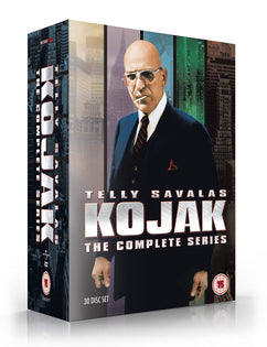 Kojak - The Complete Series [DVD] [1973]