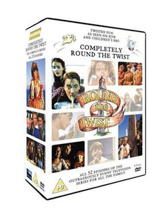 Completely Round The Twist [DVD] [1989]