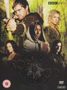 Robin Hood - Complete Series 3 Box Set [DVD]