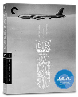 Dr. Strangelove or: How I Learned To Stop Worrying and Love The Bomb [Criterion Collection] [Blu-ray]