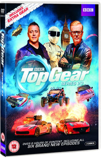 Top Gear - Series 23 [DVD]