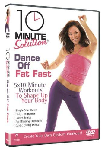 10 Minute Solution - Dance Off Fat Fast [DVD]
