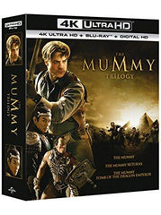 The Mummy Trilogy [Blu-ray] 4K Ultra HD [2017]