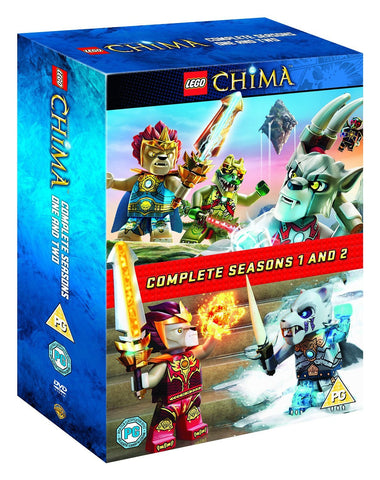 LEGO Legends Of Chima Collection [DVD] – DVD Shop Direct NZ
