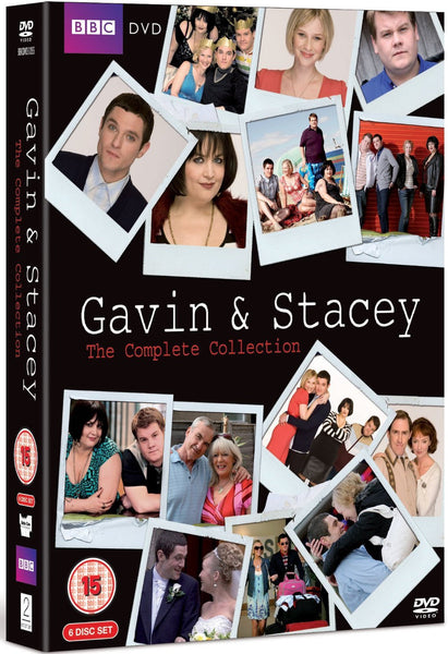 Gavin And Stacey - Series 1-3 And 2008 Christmas Special [DVD]