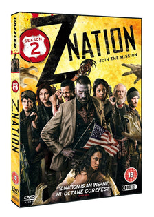 Z Nation - Season 2 [DVD]