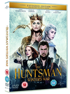 The Huntsman: Winter's War [DVD]