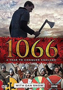 1066: A Year to Conquer England (Dan Snow) [DVD]