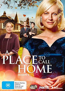 A Place to Call Home: Season 4 (Region 4 DVD)