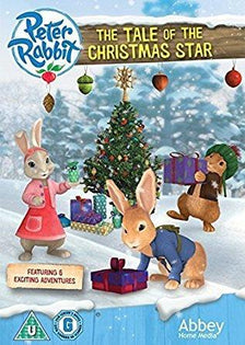 Peter Rabbit - The Tale of The Christmas Star [DVD]