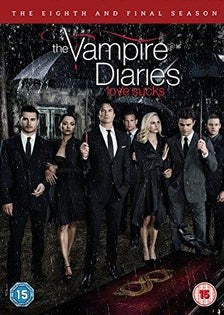 The Vampire Diaries: The Eighth And Final Season [DVD] [2017]